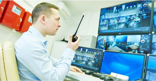Видеонаблюдение и системы контроля управления доступом